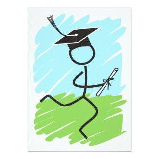 2015 Graduation Runner Party, Cross Country, Track Cards