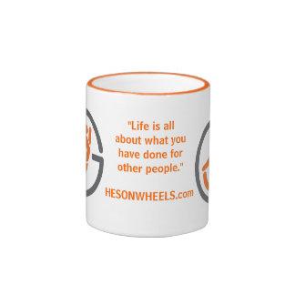 2015 HESONWHEELS Mug