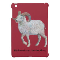 2015 is a Sheep Year Case For The iPad Mini