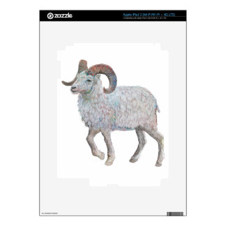 2015 is a Sheep Year Skin For iPad 3