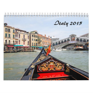 2015 Italy Calendar