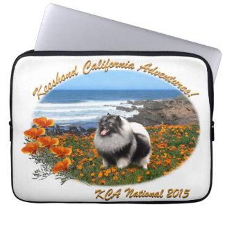 2015 KCA National Logo Neoprene Laptop Sleeve