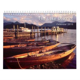 2015 Lake District Calendar