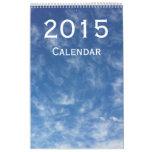2015 Landscape Wall Calendar by Janz