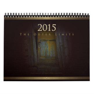2015 los límites externos: Puertas - calendario