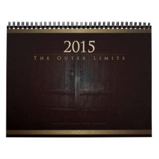 2015 los límites externos: Windows - calendario