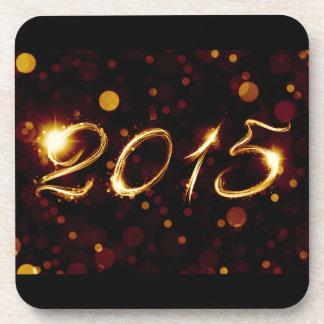 2015 (luces del bokeh) posavaso