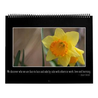2015 Messages of Inspiration & Motivation Calendar