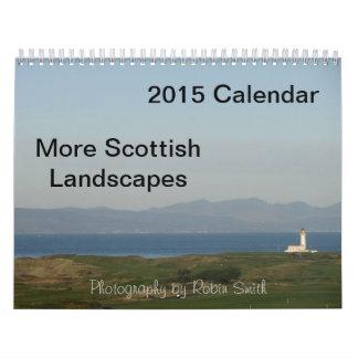 2015 More Scottish Landscapes (Robin Smith) Calendars