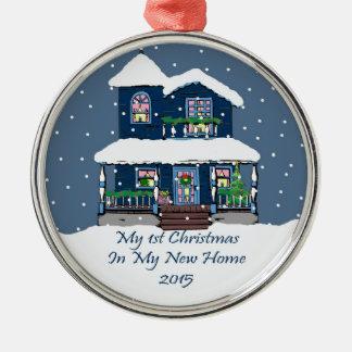 My New Home Ornaments  Keepsake Ornaments  Zazzle