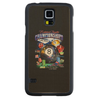 2015 National Singles Championship Carved® Maple Galaxy S5 Case