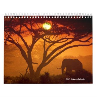 2015 Nature Calendar