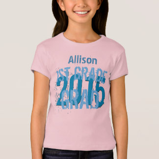 2015 or Any Year First Grade New Grad V6B1 T-Shirt