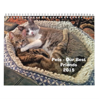 2015 Pets Calendar