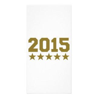 2015 PHOTO CARD