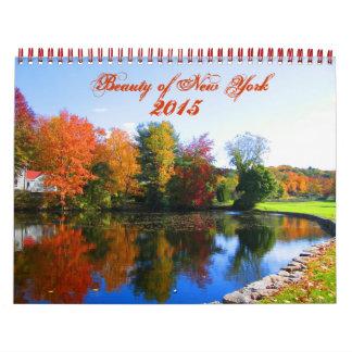 2015 photography calendar Beauty of New York