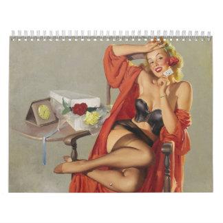 2015 Pin-Up Calendar