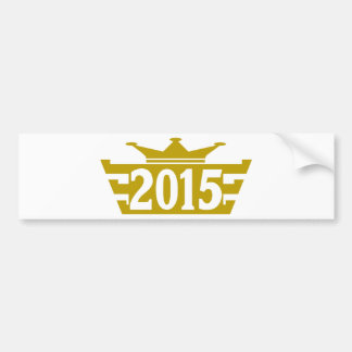2015-Royal.png Bumper Stickers