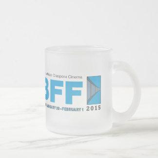 2015 SDBBF Frosted Glass Mug