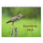 2015 Shorebirds Calendar