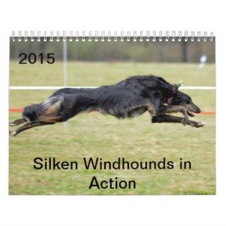 2015 Silken Windhounds in Action Calendar