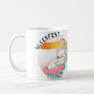 2015 Silkenfest Logo Mug
