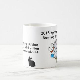 2015 Spares for Hares Collectible Drinkware Coffee Mug