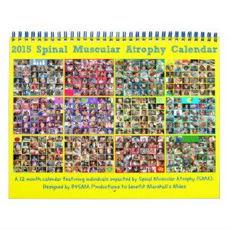 2015 Spinal Muscular Atrophy Calendar