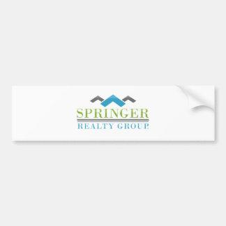 2015 Springer Realty Group_Logo XL.png Bumper Sticker