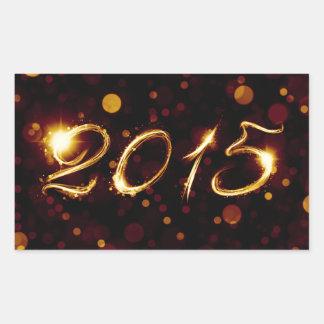 2015 RECTANGULAR STICKER
