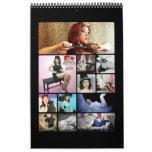 2015 Sullivan's Pin-up's Calendar