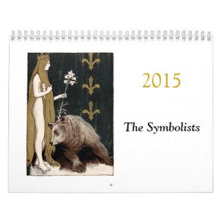 2015 Symbolist Art Calendar