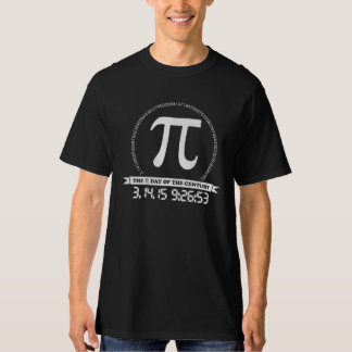 2015 The Pi Day Of The Century T Shirt