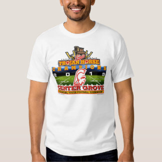2015 Trojan Horse - Center Grove Trojans T Shirt