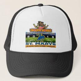 2015 Trojan Horse - St. Marys Iron Horse Trucker Hat