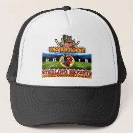 2015 Trojan Horse - Sterling Heights Redskins Trucker Hat