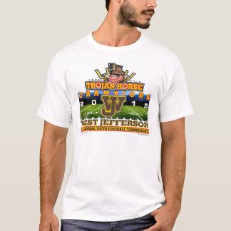 2015 Trojan Horse - West Jefferson Roughriders T-Shirt