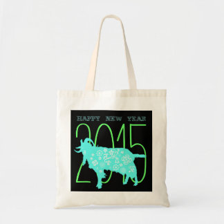 2015 Vietnamese Lunar New Year of the Goat - Tote Bag