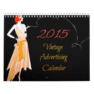 2015 Vintage Advertising Calendar