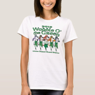 2015 Waddle O' the Green Women's Shirt
