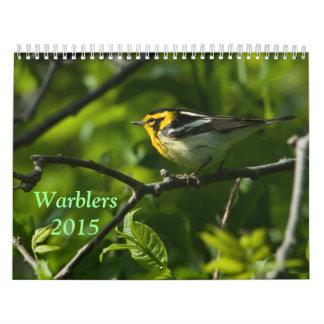 2015 Warbler Calendar