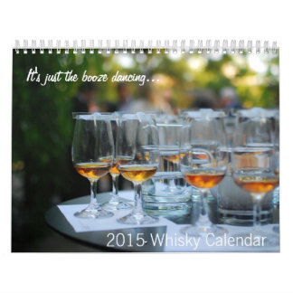 2015 Whisky Calendar