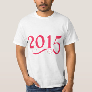 2015 With a Swirl T-Shirt