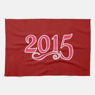 2015 With a Swirl Towels