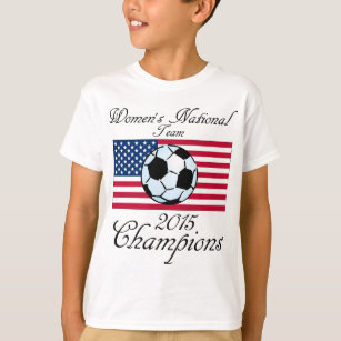 womens world cup champions tshirt