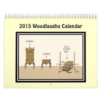 2015 Woodlaughs Calendar