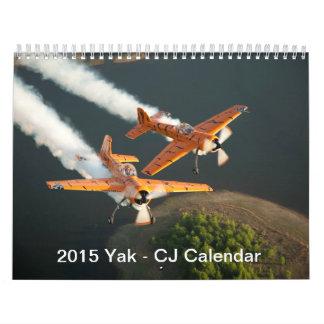 2015 yacs - calendario de CJ