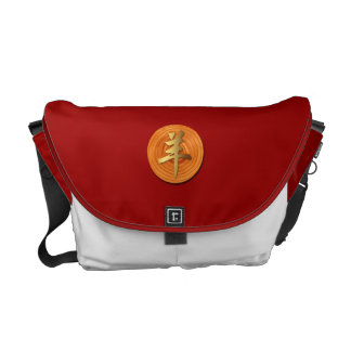 2015 Year of The Ram Sheep or Goat - Messenger Bags
