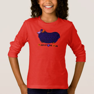 2015 Year of the Ram Sheep or Goat - Toddler Tee