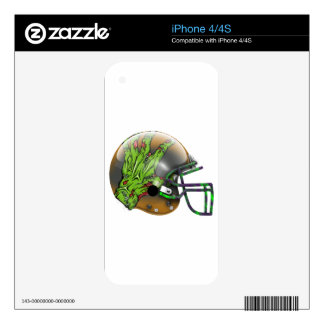 2015 Zombies-Week 5 iPhone 4S Decal